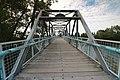 Calgary Some more bridges on my walk round the river banks. (19878056721).jpg