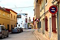 Calle Requena (al frente) y Travesía Molino (detrás nuestro) - panoramio.jpg