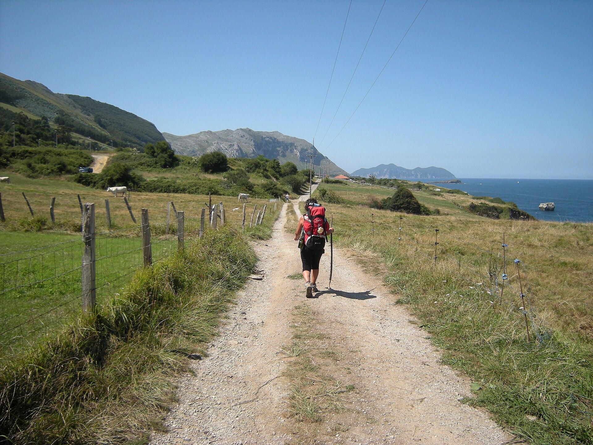 Camino de Santiago de la Costa - Wikipedia, la