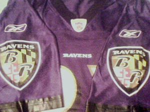 English: Baltimore Ravens Português: Baltimore...