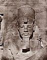 Camp, Maxime du - Koloss an der Fassade des Tempels von Ramses II. (Zeno Fotografie).jpg