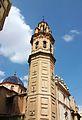 Campanar de l'església de sant Valeri, Russafa.JPG
