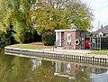 Canal sanitary station at Willington, Derbyshire - geograph.org.uk - 1609125.jpg