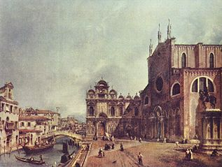 Campo Santi Giovanni e Paolo e Scuola Grande du San Marco