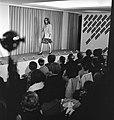 Canary Islands 1973, fashion show Fortepan 44711.jpg