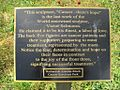 Cancer Survivors Park Memphis TN 14 Cancer There s Hope plaque.jpg