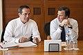 Canciller del Ecuador se reúne con su par en México (8514664140).jpg