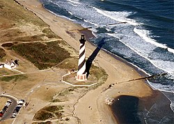 Cape Hatteras lighthouse North Carolina.jpg