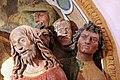 Cappella della casa di caifa, gesù davanti a caifa, attr. a benedetto buglioni ed agnolo di polo, 03.jpg