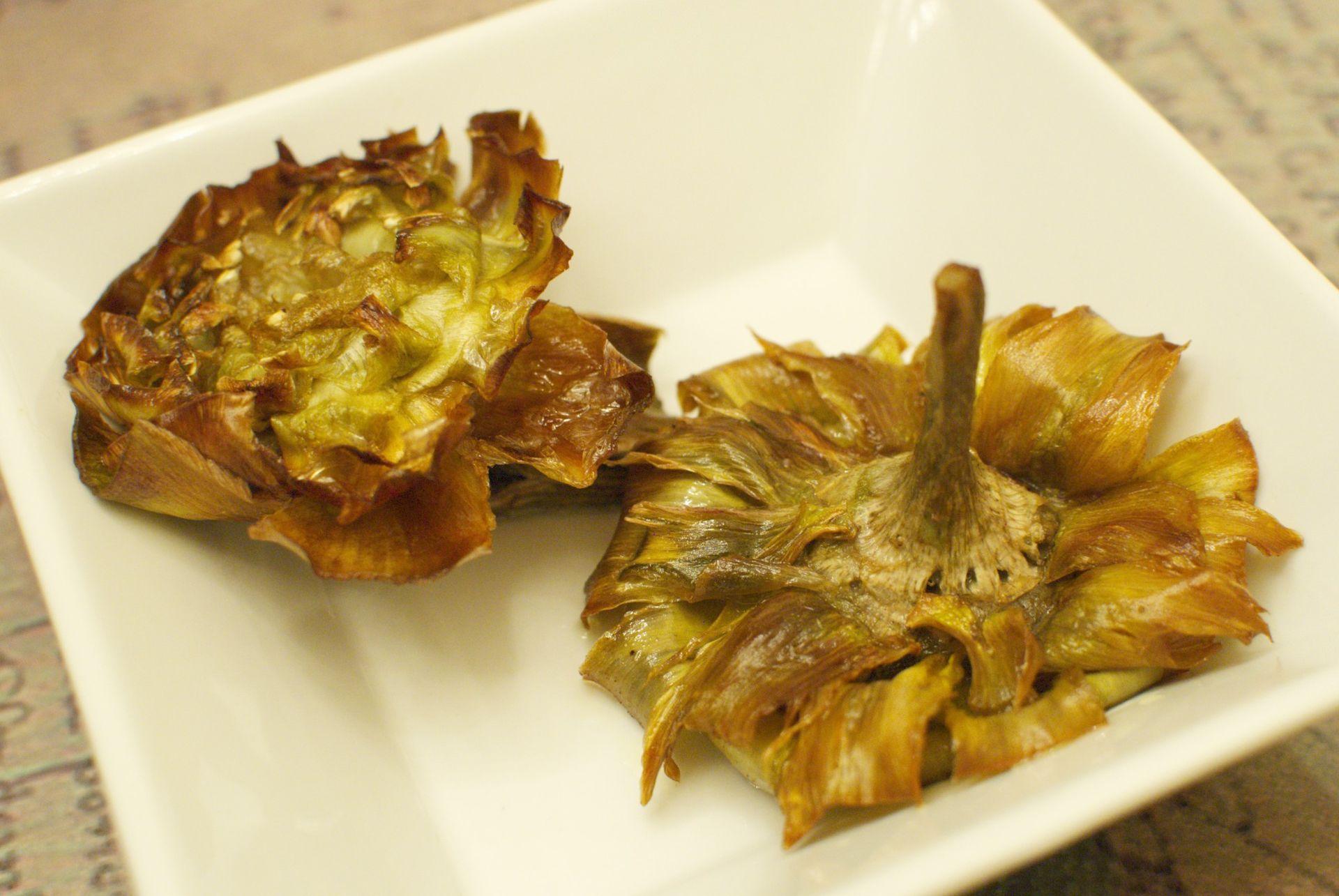 Carciofi alla giudia wikipedia for Cucina ebraico romanesca