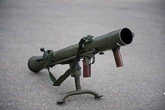 Carl Gustaf recoilless rifle - Carl Gustaf recoilless rifle