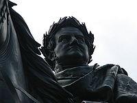 Statue of Karl August in Weimar. (Source: Wikimedia)