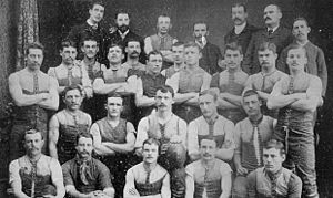Carlton Football Club - Carlton's 1887 VFA premiership side
