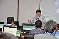 Carolyn Royston - Digital Engagement of Museums - National Workshop - NCSM - Kolkata 2014-09-22 7158.JPG