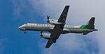Carpatair - YR-SBC - Saab 2000 - Lviv Airport-5879.jpg