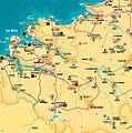 Carte des itinéraires touristiques au Pays des Abers.jpg