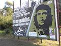 """Cartel Caraguatay - Hogar misionero de Ernesto """"Che"""" Guevara 03.JPG"""