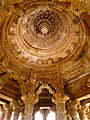 Carved Ceiling inside the Mahamandapa.jpg