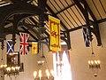 Casa Loma flags - Casa Loma.jpg