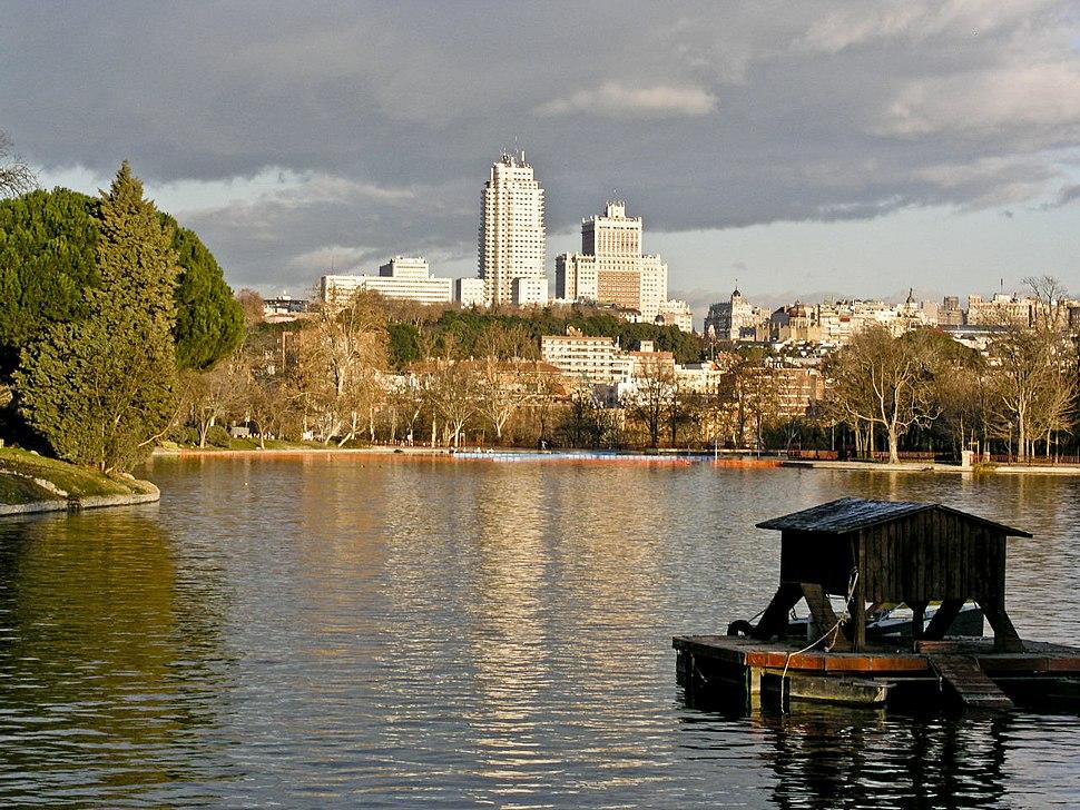 Casa de Campo Lago y vista