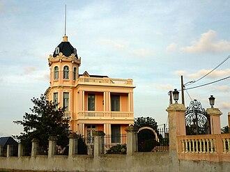 Barreiros, Lugo - Image: Casa indiana en Barreiros