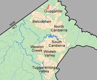 Casey, Australian Capital Territory Suburb of Canberra, Australian Capital Territory