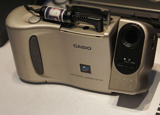 14 novembre 1994 casio pr sente le premier appareil photo num rique grand public. Black Bedroom Furniture Sets. Home Design Ideas