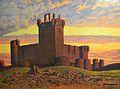 Castell de la Mota, Darío de Regoyos, Museu de Belles Arts de València.JPG