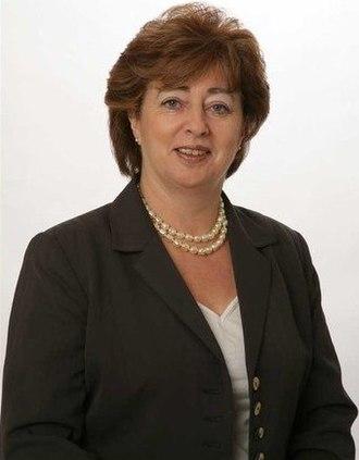 Catherine Murphy (politician) - Image: Catherine Murphy politician frameless photo