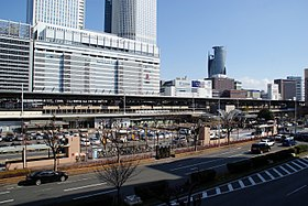 image illustrative de l'article Gare de Nagoya