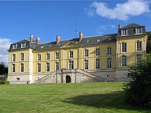 La Celle-Saint-Cloud - Castle of La Celle Saint-Cloud