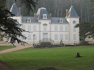 Azé, Saône-et-Loire - Château de Vaux-sur-Aisne