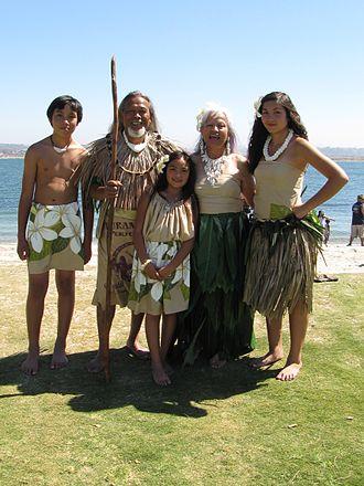 Culture of Guam - A Chamorro family