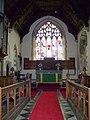 Chancel, St Mary's Church, Brandesburton - geograph.org.uk - 591135.jpg