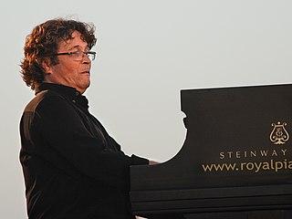Chano Domínguez Spanish jazz musician