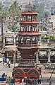 Chariot processionnel du temple de Virupaksha (Hampi, Inde) (14264572225).jpg