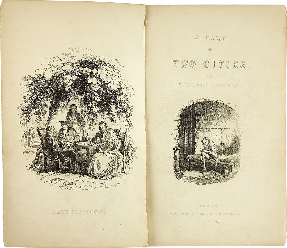 A Tale of Two Cities possible essay topics?