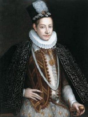 Jan Kraeck - Charles Emmanuel I, Duke of Savoy by Kraek