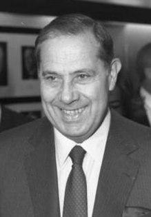 Charles Pasqua French politician (1927-2015)