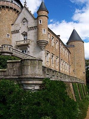 Château de Busset - Château de Busset