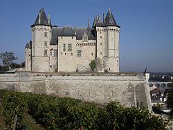 Castell de Saumur