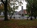 Cheadle, war memorial - geograph.org.uk - 1549808.jpg