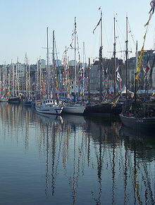 Cherbourg octeville wikipedia 39 s cherbourg octeville as translated by gramtrans - Chambre du commerce cherbourg ...