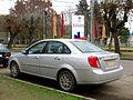 Chevrolet Optra 1.6 LS Limited 2008 (14138263640).jpg