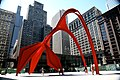 "Chicago (ILL) Alexander Calder, ""Flamingo"", 1974. Acier. (4826653538).jpg"