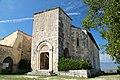Chiesa di San Pietro (Alba Fucens), esterno.jpg