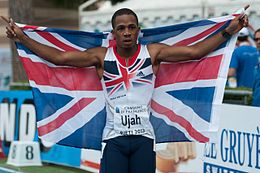 Chijindu Ujah biography