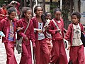 Children Leaving School - Lalibela - Ethiopia - 02 (8725998040).jpg