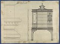 Chinese Cabinet, from Chippendale Drawings, Vol. II MET DP118199.jpg