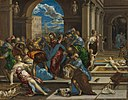 Christ Cleansing the Temple by El Greco - Q63117265.jpg